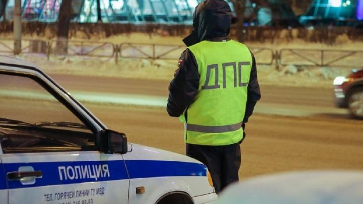 В Прикамье иномарка насмерть сбила женщину на трассе