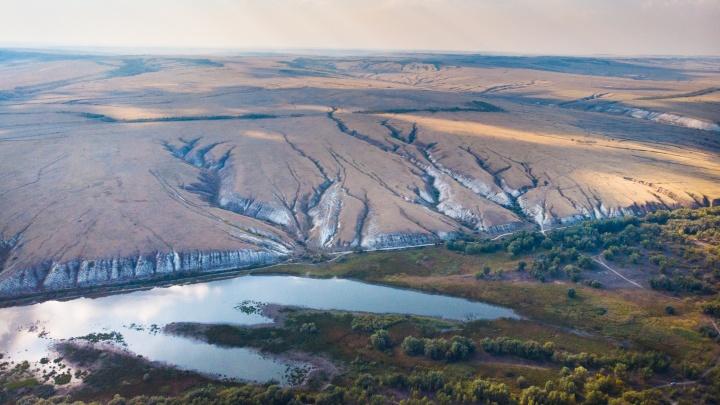 «С высоты прекрасней, чем на земле»: волгоградский фотограф снял красоты Дона
