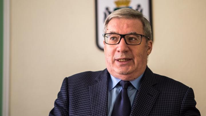 «Мы встречались в Новосибирске...». Толоконский рассказал НГС, действительно ли он собирается идти на выборы