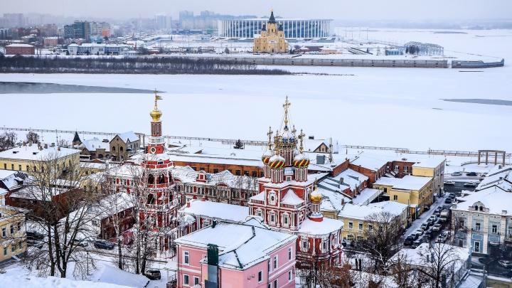 Прогноз погоды. Похолодание после снежной среды в Нижнем Новгороде