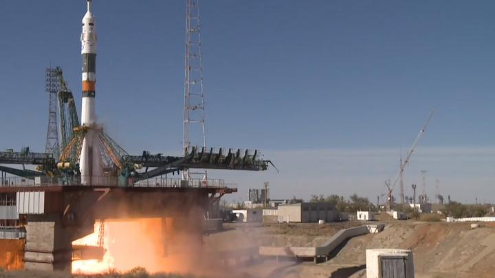 У самарской ракеты аварийно отключились двигатели во время доставки космонавтов на МКС