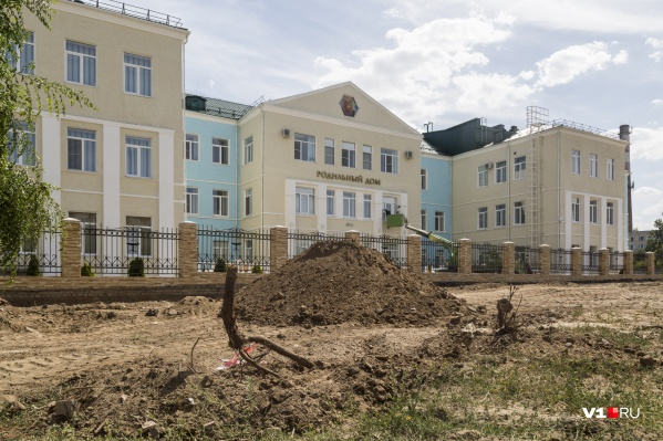 Пока на пешеходной зоне в Советском районе трудно найти даже легкую тень
