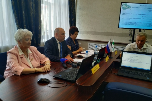 Областная избирательная комиссия проверила документы кандидатов на достоверность