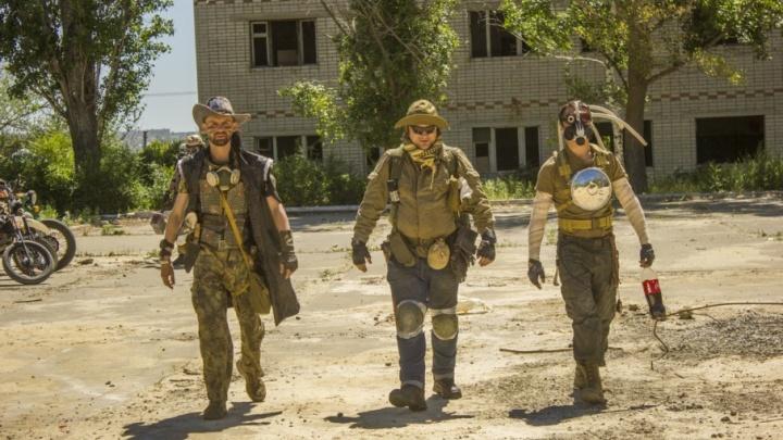 Апокалипсис сегодня: реконструкторы показали  Волгоград после конца света
