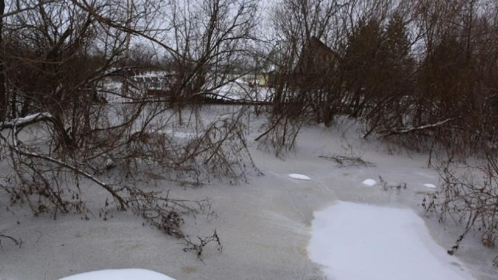 Завтра в Ярославле закрывают проезд по затопленным паводком улицам