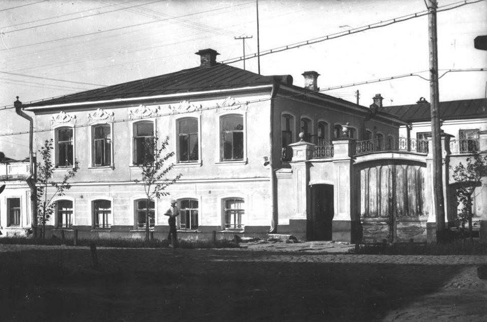 Улица 9 Января, дом 8. 1931 год