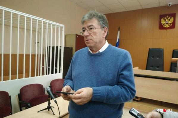 Дмитрий Коваленко хочет подать апелляцию