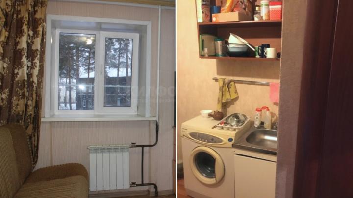 Жильё размером с кухню. Как выглядят самые крохотные квартиры, которые продают в Новосибирске