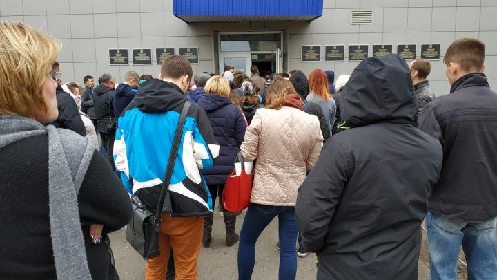 «Грозилась всё взорвать»: в Уфе эвакуировали управление судебных приставов