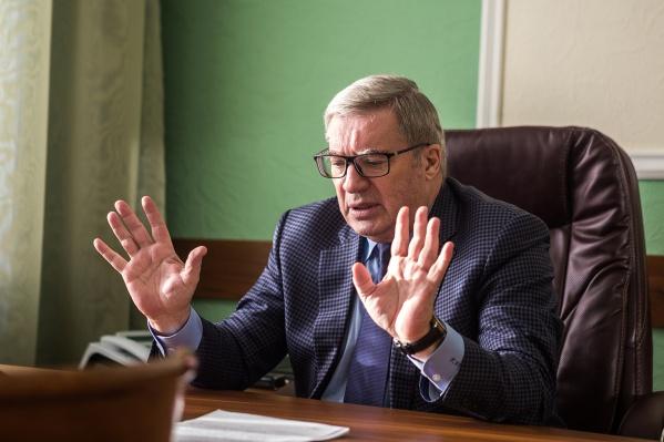 Виктор Толоконский прокомментировал своё новое назначение членом совета директоров РЖД