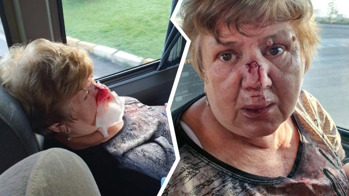 «Было очень много крови»: челябинка получила травмы во время трансфера с курорта в аэропорт Антальи