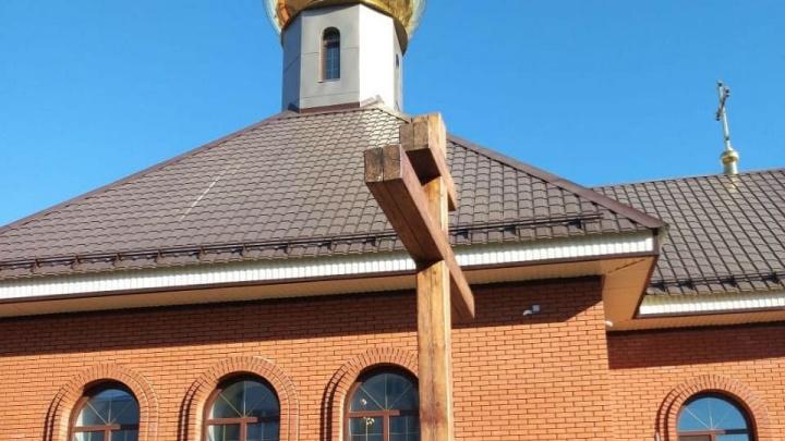 Ничего святого: грабителей, которые обчистили храм в Башкирии и избили сторожа, задержали