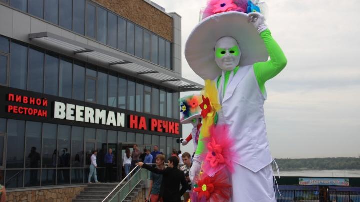 Денис Иванов разрешит открывать рестораны Beerman за пределами Новосибирска