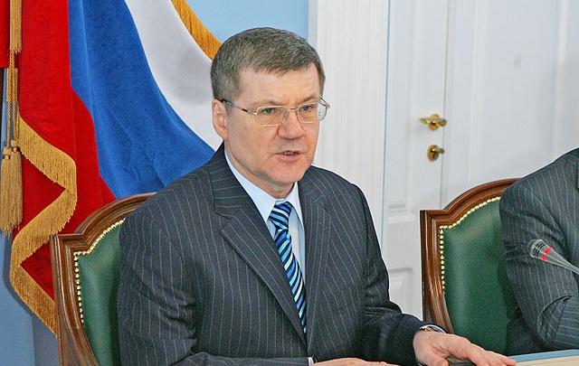 Генпрокурор Чайка признал, что в Омской области нет инфраструктуры для обработки мусора