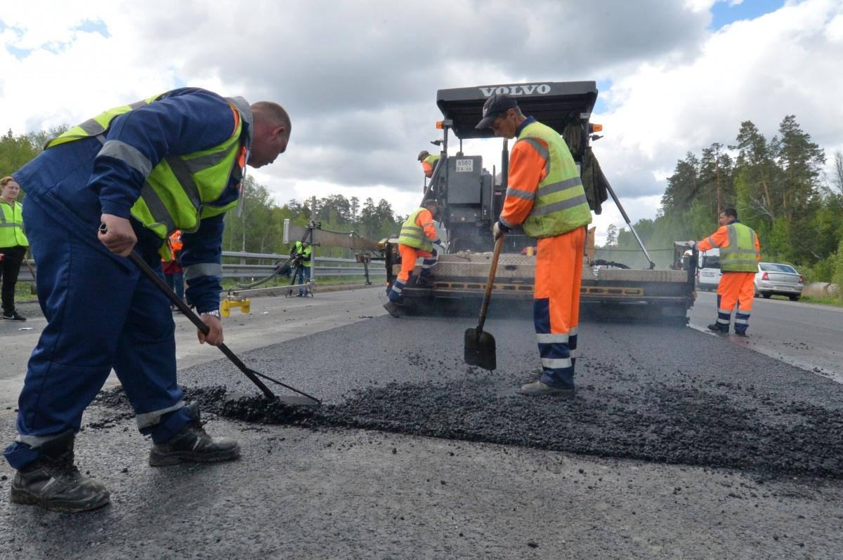 В рамках программы «Безопасные и качественные дороги» уже отремонтировали более 150 км региональных дорог