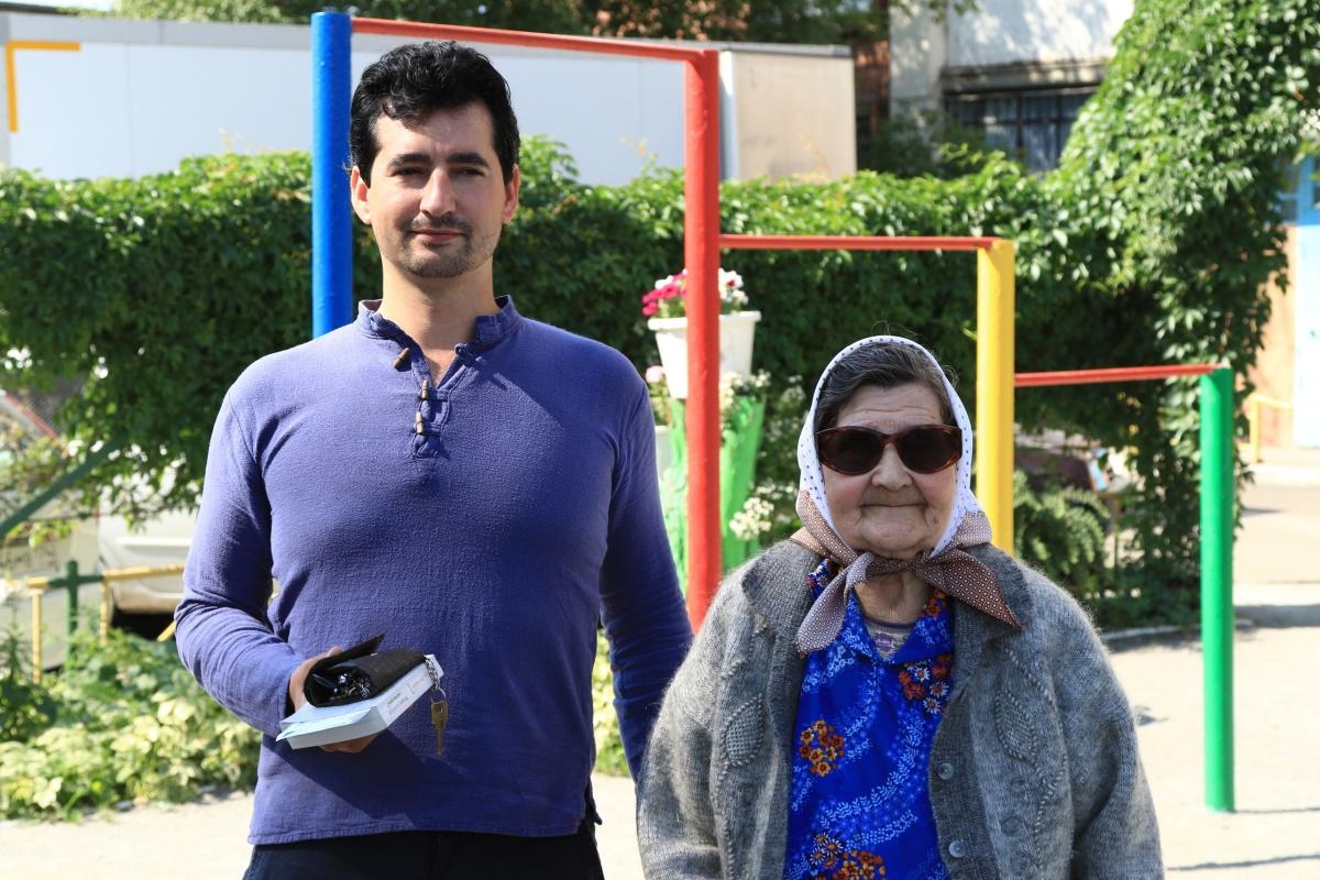 Теперь Ираида Владимировна хочет дожить до 108 лет
