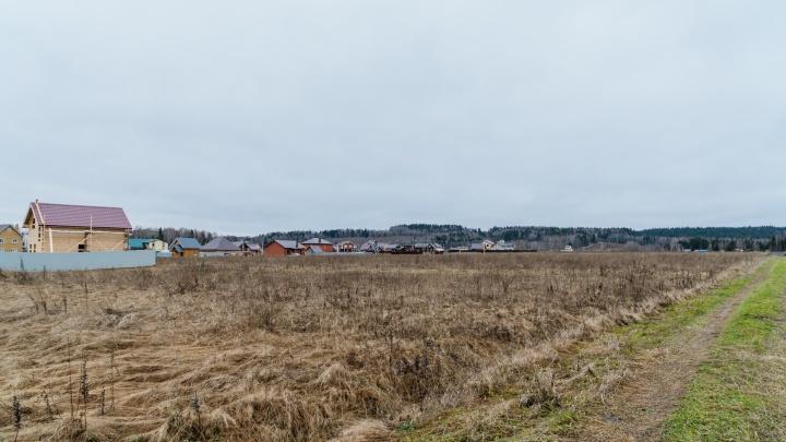 Жители деревень, по которым планировали провести железную дорогу, встретились с министром транспорта