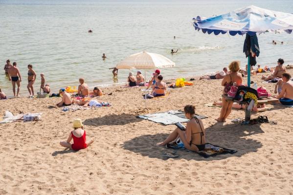 К пятнице воздух в Новосибирске прогреется до +27 градусов, в целом по региону будет ещё теплее