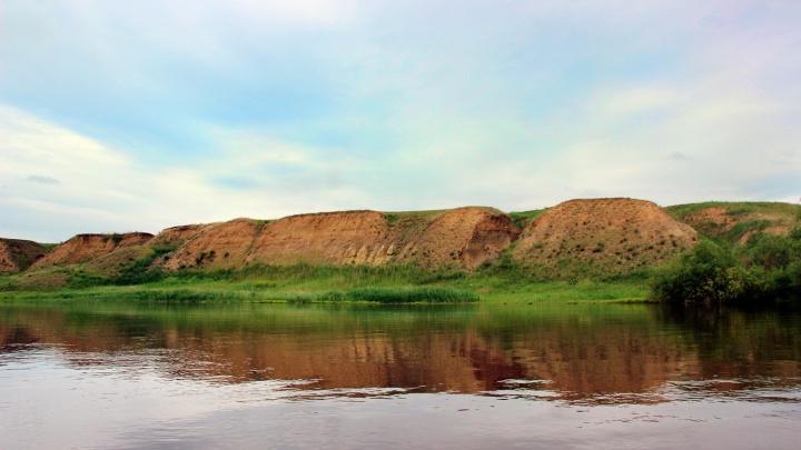 Ртуть и пестициды из 44-летнего подземного бункера в Омской области стали попадать в почву