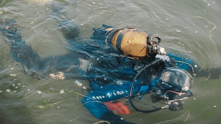 В реке Тобол нашли тело пропавшего рыбака