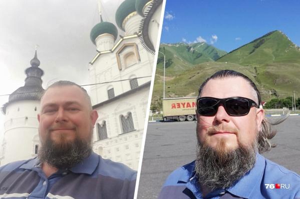 О своей поездке из Ярославля в Грузию Андрей Климушкин рассказывает в онлайн-дневнике на 76.RU