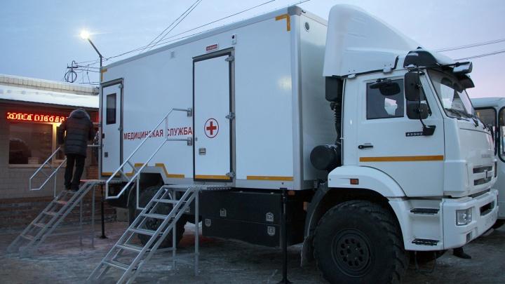 По Омской области начнёт ездить КАМАЗ с оборудованием для проверки на рак груди