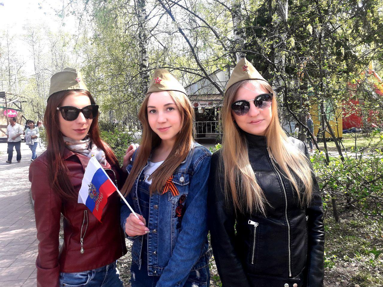 Салют, Победа: онлайн-репортаж — как Новосибирск праздновал 9 Мая