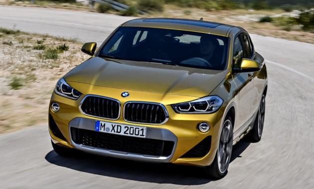 BMW сделал кроссовер X2 ценой с «Тойоту» (фото)