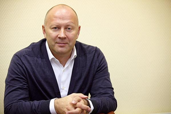 Олег Лавров — депутат Госдумы, курирующий Архангельскую область и Республику Карелия