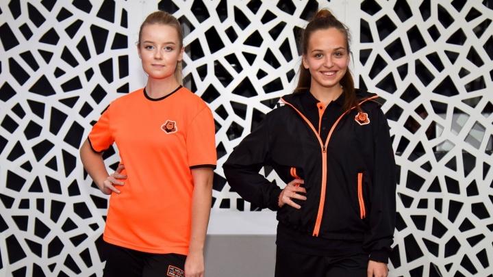 Хоккейный клуб «Молот-Прикамье» выпустил свою линейку спортивной одежды