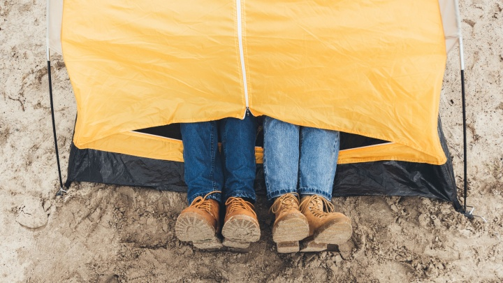 Складная печка и сигнализация для палатки: 39 необычных и полезных вещей для активного отдыха