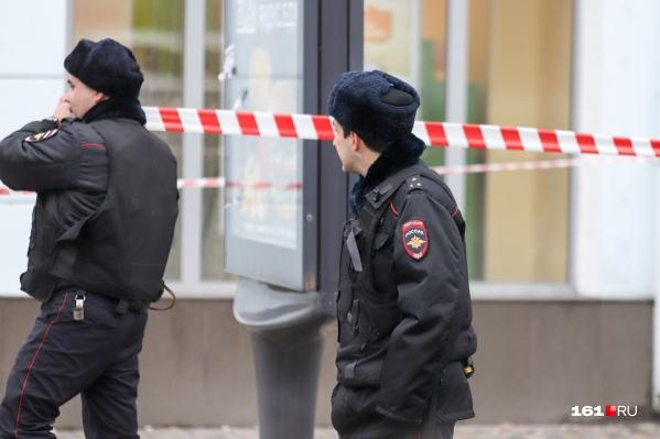 Полицейские через два часа после преступления поймали налетчика на магазин<br>