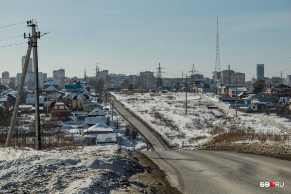 Жители Мотовилихи давно ждут трассу ТР-53