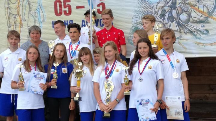 Двойная победа: гребцы из Архангельской области стали третьими на спартакиаде и первенстве России