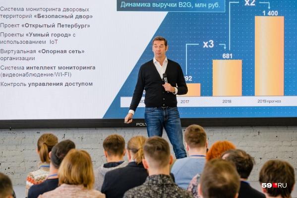 Об уже существующих проектах и планах компании на ближайшие годы Андрей Кузяев рассказал во время встречи с журналистами со всей страны