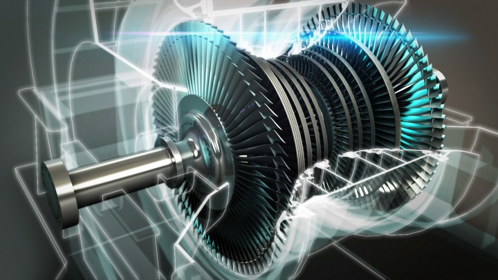 На электростанции «ММК» запущен новый турбоагрегат