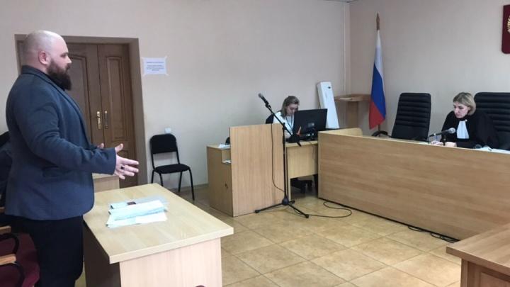 Омич попытался оспорить штраф за ролики Первого канала со свастикой: суд назначил экспертизу