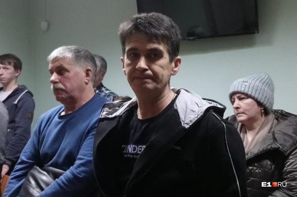 Водитель лесовоза Иван Казаков