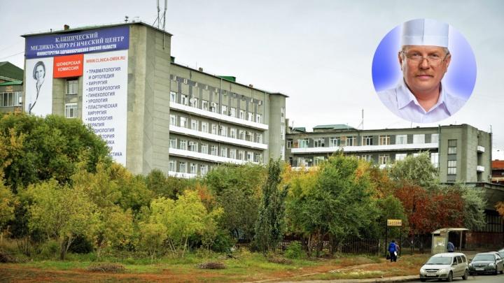 Путин присвоил омскому травматологу с 34-летним стажем звание Заслуженного врача РФ