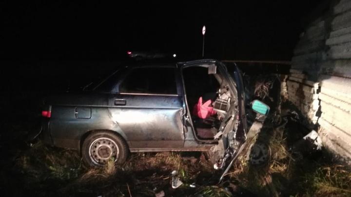 Водитель был пьяным, а пассажиры — без ремней: в ДТП под Туринском погиб 15-летний подросток