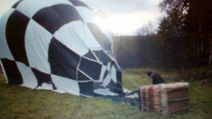 Воздушный шар, катавший южноуральцев над нацпарком, уничтожат по решению суда