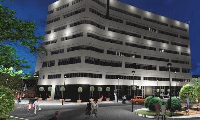 Во втором квартале 2018 года в Уфе откроют современный госпиталь