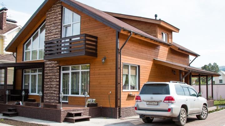 Красноярцам рассказали, как построить качественный дом за короткое время