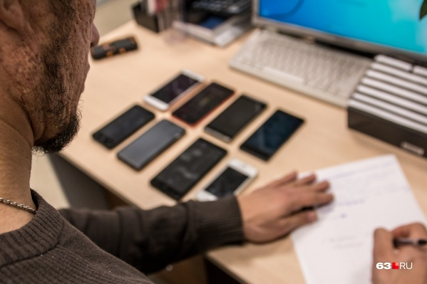 Мужчина поддерживал связь с радикалами с разных номеров телефонов