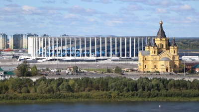 Большой футбол на стадионе «Нижний Новгород» изменит движение транспорта 11–12 июня