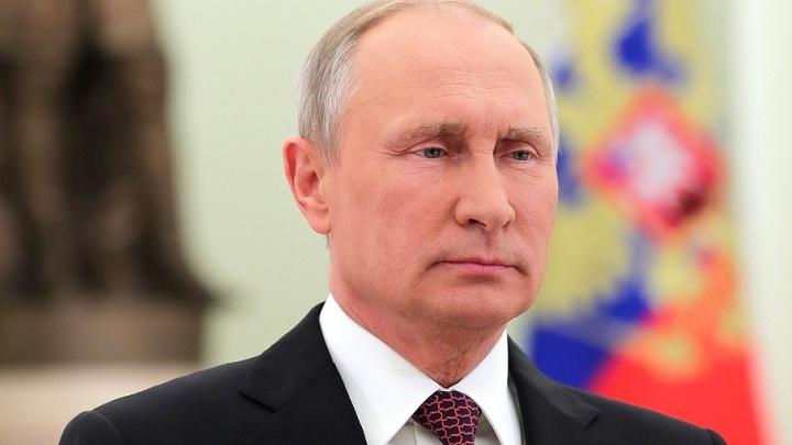 «Володя Путин, давай замутим»: уфимец поздравил президента с днём рождения