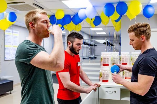 ОАО«Волжанин» представило ярославцам свои новинки — яичный PROтеин и жидкий белок