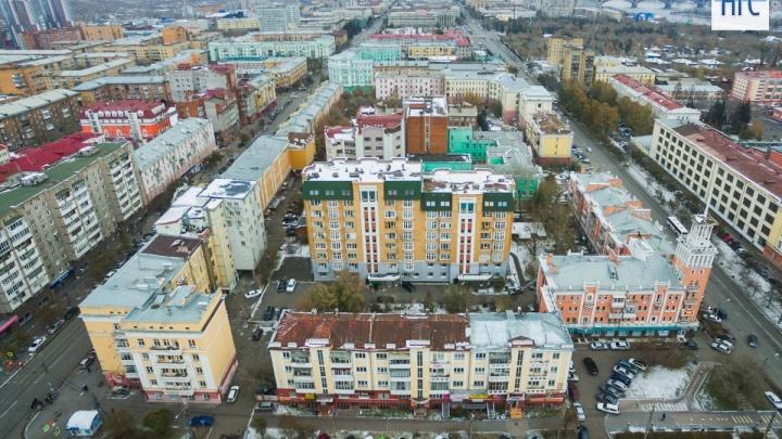 Мэр назвал 7 новых символов Красноярска и решил их развивать