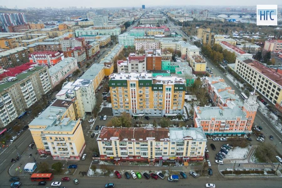 Красноярск подсветят кУниверсиаде