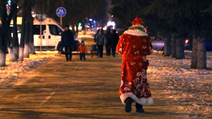 В Башкирии в новогодние праздники на несколько дней ограничат продажу алкоголя